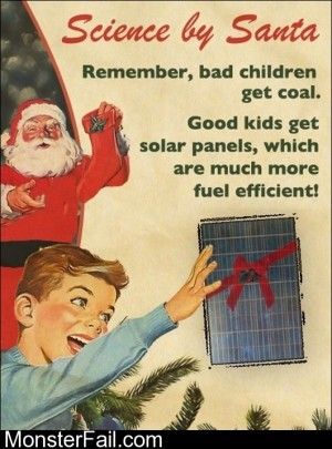 Science By Santa