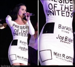 Katy Obama Dress Win Or FAIL