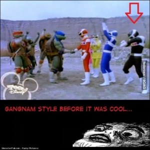 Gangnam style before it was cool