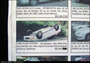 Car For Sale FAIL