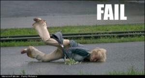 Blonde FAIL