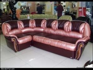Weird couch