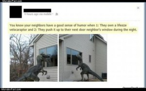 Cool neighbors