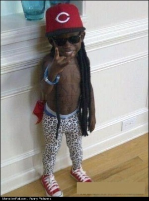 Lil Wayne Halloween Costume WIN or FAIL