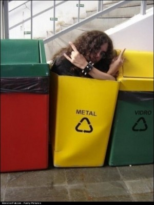 Yeah A Heavy Metal FAIL