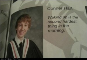 Yearbook Troll Win