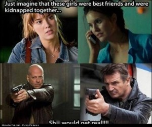 This Would Be One Of The Best Movies Ever