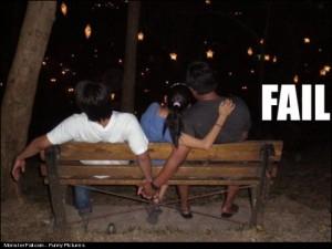 Boyfriend FAIL Love Triangle