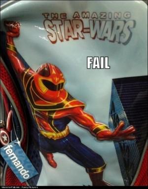The Amazing FAIL