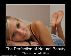 The of Natural Beauty