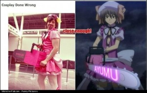 Cosplay WIN or Cosplay FAIL