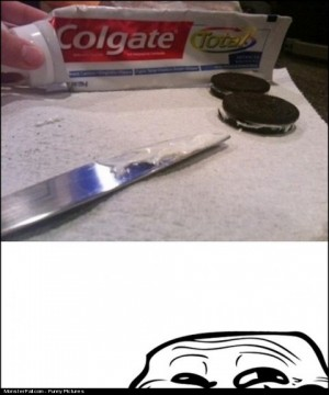 Monster Oreo Prank WIN Problem