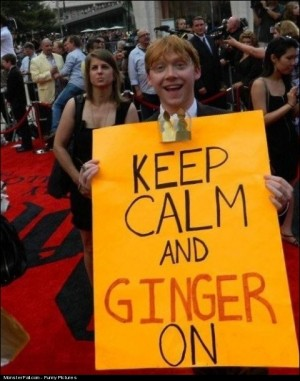 Proud To Be Ginger WIN