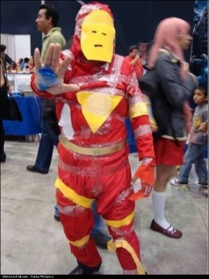 Iron Man FAIL