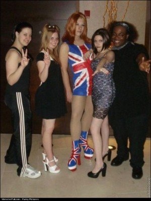 Totally FAIL The Spice Girls