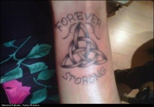 Monster TATTOO FAIL Forever Wrong