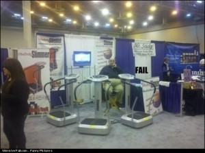 Treadmill FAIL
