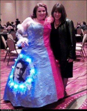 My Twilight Wedding Dress