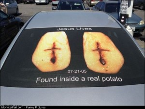 Pics A Real Potato
