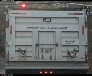 A good dump