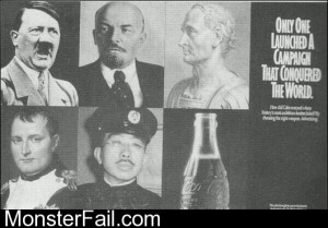 Old CocaCola Ad