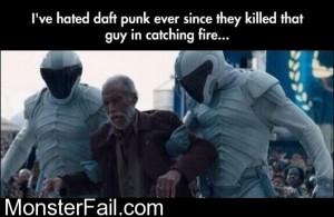 WTF Daft Punk