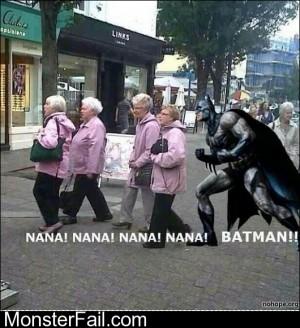 Nana Nana Nana Nana