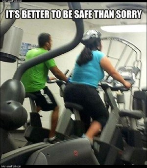 Better to be safe