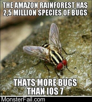 A Lot Of Bugs