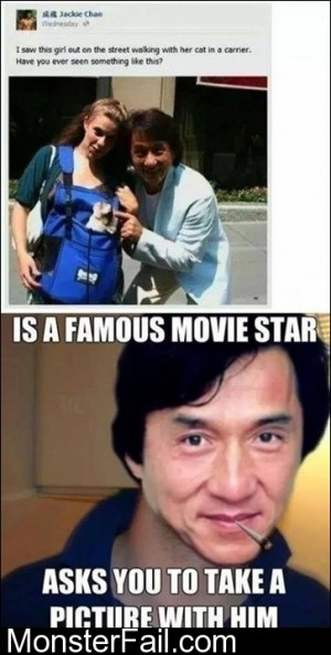 Good Guy Jackie Chan