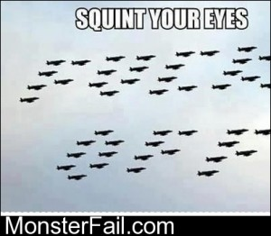 Squint Your Eyes