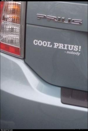 Cool prius