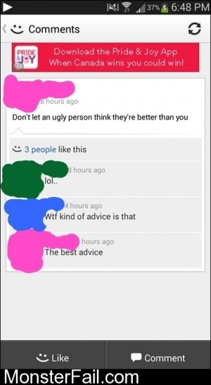 The Best Advice WTF