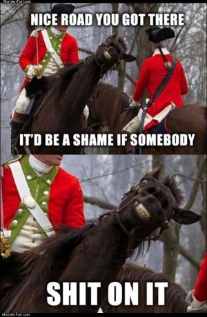Be a shame