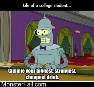 Being A College Student