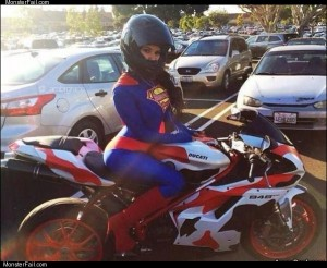 Uhm supergirl