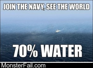 Join The Navy See The World