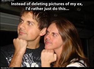 Pics of the ex