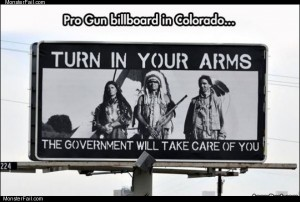 Turn in your guns