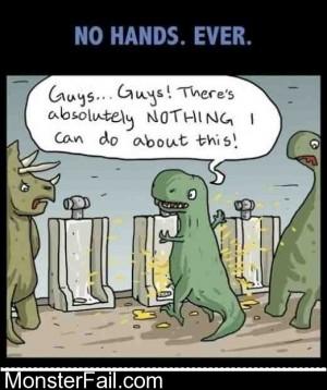No Hands Ever