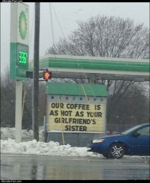 Our coffee