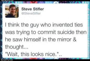 Tie inventor