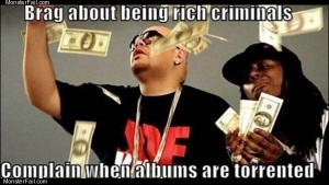 Rich criminals