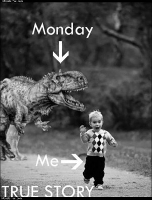 How mondays work