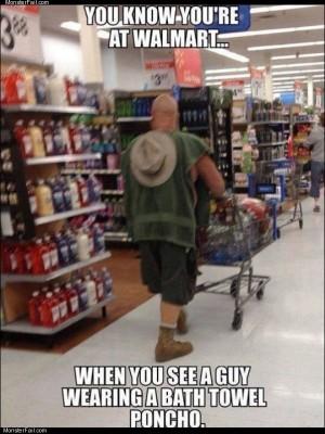 Nice poncho