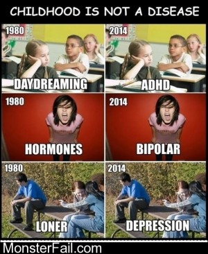 Childhood Is Not A Disease