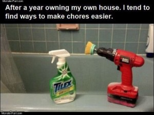 Making chores easier