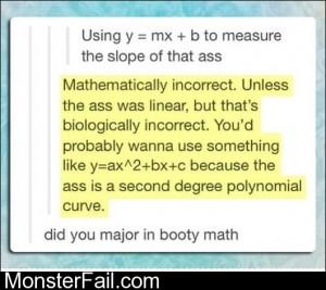 Booty Math