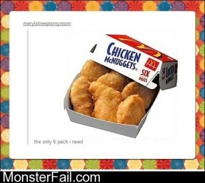 The Only Six Pack I Need