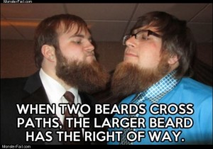 Two beards